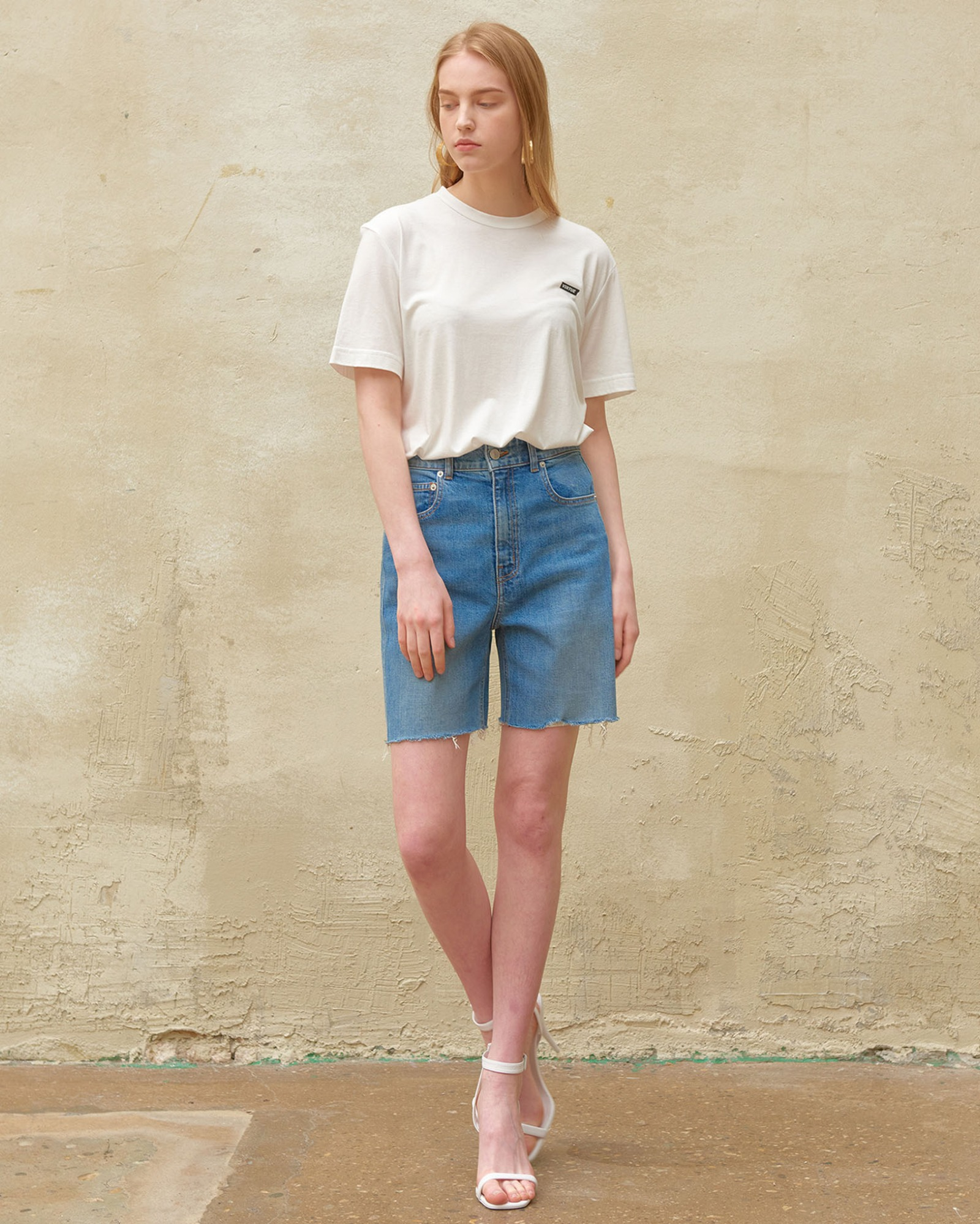 OLIVIA BERMUDA BOY SHORTS