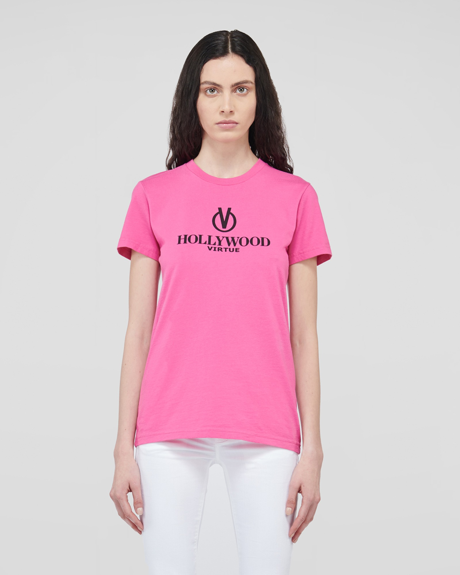 HOLLYWOOD T-SHIRTS PINK