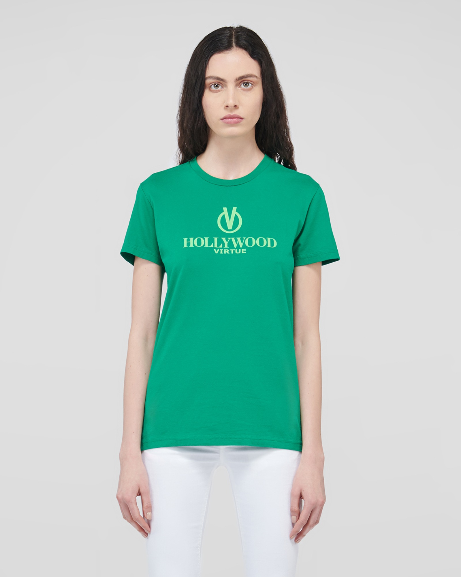 HOLLYWOOD T-SHIRTS GREEN